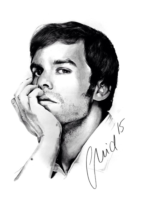 Michael C. Hall by SweetSophie
